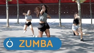ZUMBA Fat Burning Dance Workout - Abdomen, Legs and Glutes