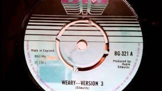 Glen Adams Weary Version 3 - Big - Trojan
