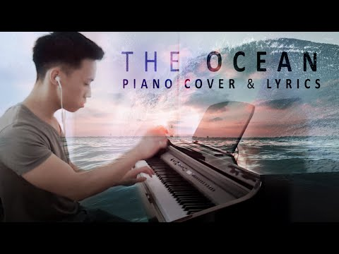Mike Perry ft. Shy Martin - The Ocean (piano...