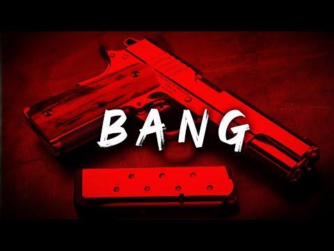 Aggressive Fast Rap Trap Beat Instrumental ''BANG'' Hard Angry Arabic Tyga x DaBaby Type Hype Beat