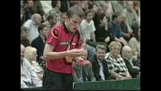 Table Tennis Training Lessons - Germany