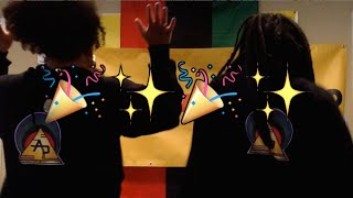 """Afro Play Virtual Circle #24: """"Opposites & Backwards Day"""""""
