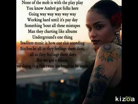 Ambre Ft Kehlani - Preach Lyrics