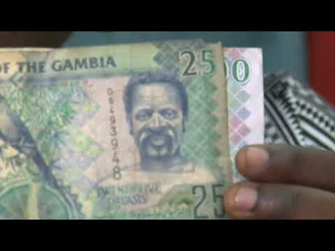 MY FACE WAS ON THE GAMBIA DALASIS BEFORE JAMMEH'S FACE
