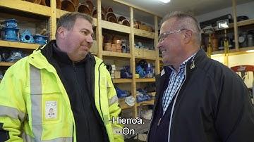 Liedon Vesi -videosarja - Osa 6. Mitä laitosmiehet tekevät?