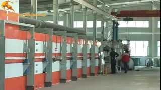 Phenolic PF Board Production Line