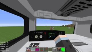 minecraft RTM 運転士マクロ(自動運転機能)の使い方