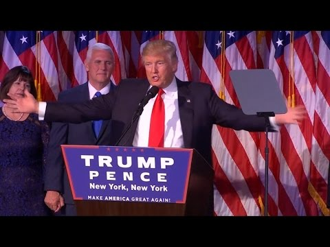 The world according to Trump: What does the president-elect really stand for? (part 2)