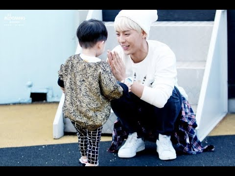K-POP IDOLS BEING SOFT WITH KIDS from YouTube · Duration:  9 minutes 53 seconds