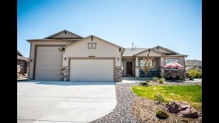 New Meridian Ranch Home with Attached RV Garage and Pikes Peak View