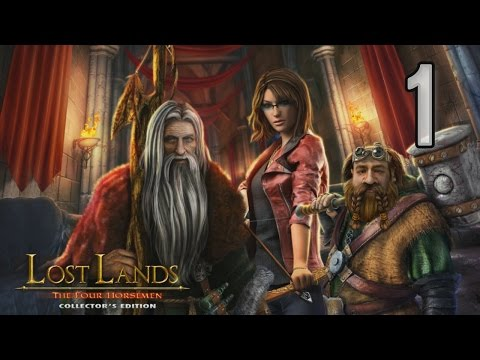 Lost Lands 2: The Four Horsemen CE [01] w/YourGibs - HELLO AQUAMARINE MERMAID - OPENING - Part 1