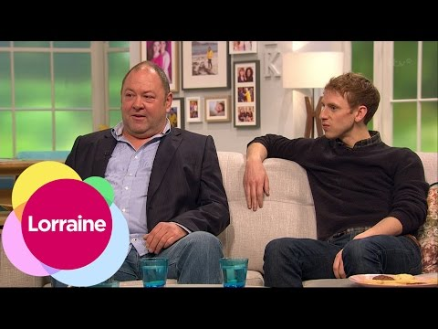 Mark Addy And Robert Emms Chat About The New Series Of Atlantis | Lorraine