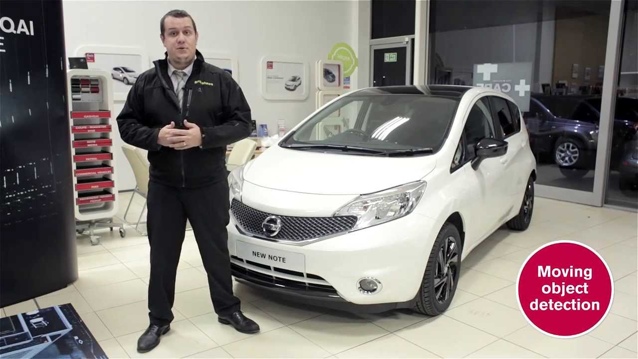 review of the new nissan note