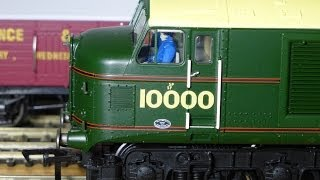 LMS 10000 a look at the Bachmann 00 scale model