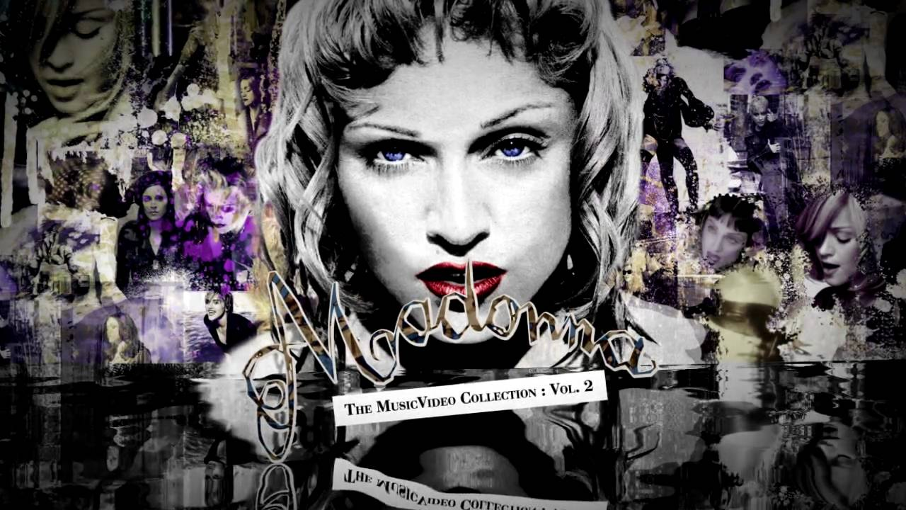 Madonna the musicvideo collection volume 2 hd youtube - Madonna hd images ...