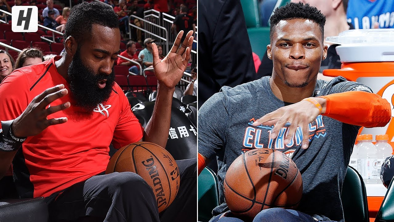 Harden & WestBrook Dance Swag