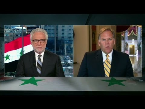 """Rogers: """"We have to do something"""" about Syria"""