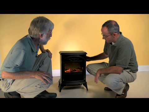 Portable Electric Stove - Plow & Hearth