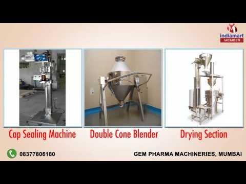 Pharma Machine by Gem Pharma Machineries, Mumbai