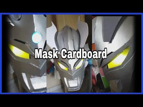 Ultraman zero helmet