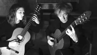 Canon (Pachelbel) - Guitar duo Bensa-Cardinot