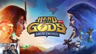 Enseño Hand of the Gods a Eivee