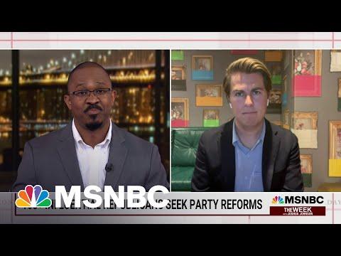 New Anti-Trump Movement Within The GOP   MSNBC