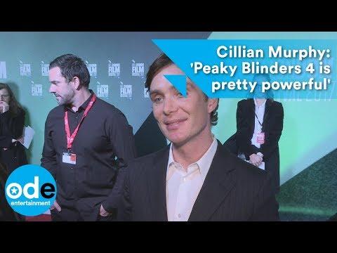 """Cillian Murphy: """"Peaky Blinders 4 is pretty powerful"""""""