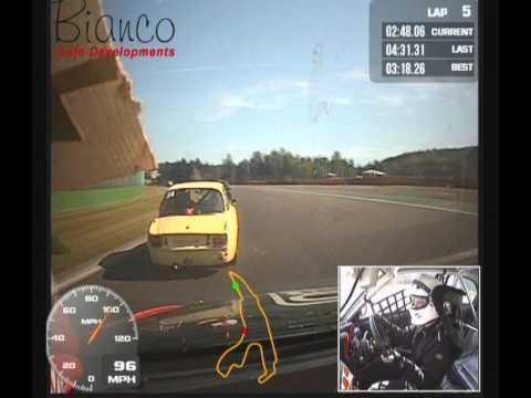 Alfa Romeo Challenge, Spa-Francorchamps 19.07.14 Race 1