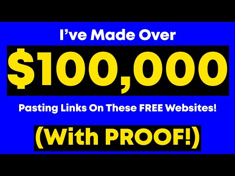 How To Promote Affiliate Links For Free Without A Website (Affiliate Marketing Tutorial!)