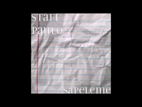 Staff Paulo - Sapeleme (Audio) ft. Dj Orange