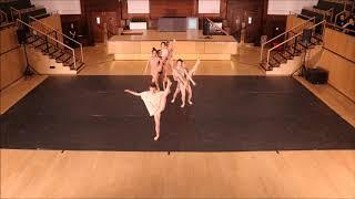Novice Contemporary | UCL Dance Society | UCL TranscenDance 2017