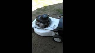 Serrage moteur Briggs And statton 35 classic
