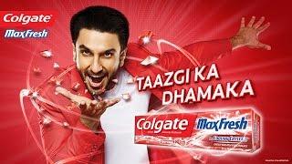 MaxFresh Taazgi Ka Dhamaka with Ranveer Singh & Amit Trivedi