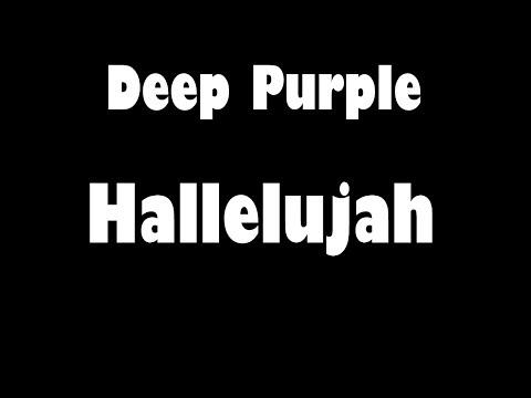 Instrumentalz : Deep Purple - Hallelujah