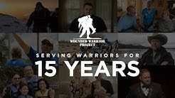 Our 15-Year Journey Serving Veterans | Wounded Warrior Project Charity Organization