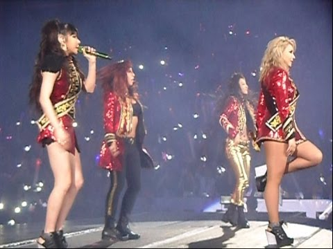 [Eng Sub] 2NE1 All or Nothing in MANILA, PHILIPPINES (1/6)
