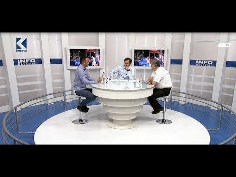 Info Magazine - Nexhmedin Spahiu, Besnik Tahiri, Uran Ismaili - 26.06.2019 - Klan Kosova