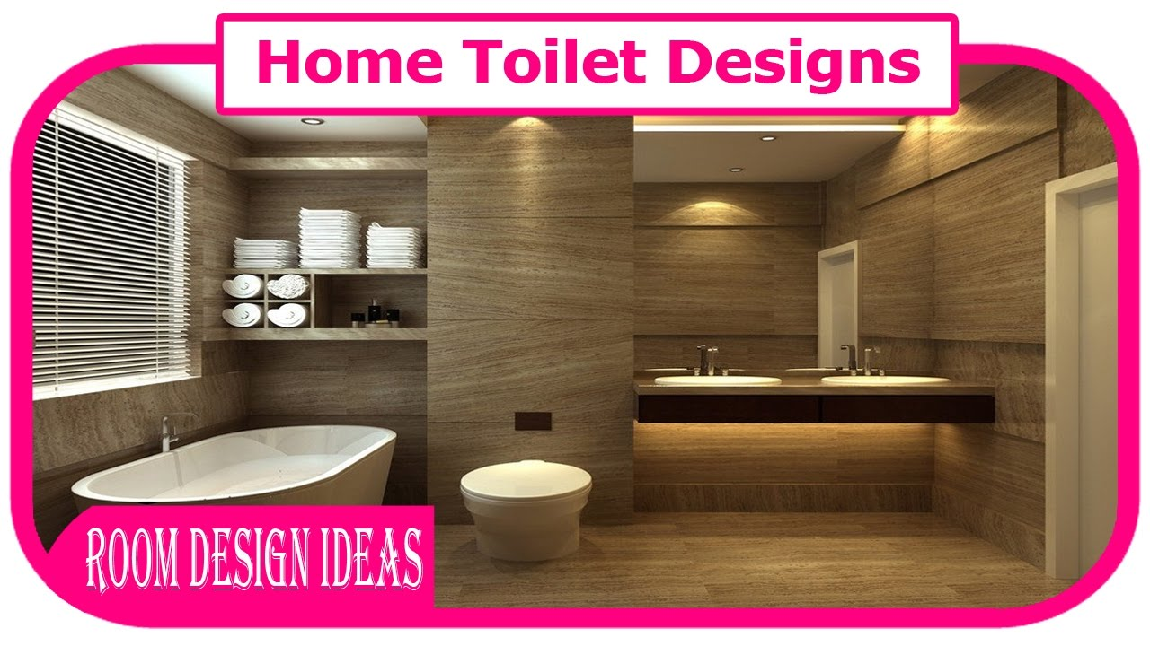 Home toilet designs modern toilet interior design best for New washroom designs