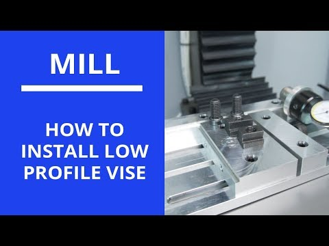 Walkthrough: How to Install, Indicate, and Use Leading Edge Industrial's Low Profile Vise