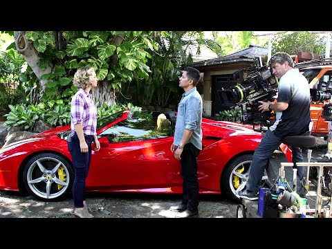 WEB EXTRA: A Sneak Peek At The New Magnum P.I.