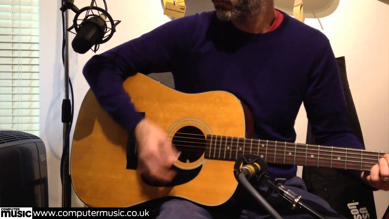 Home Recording for Acoustic Guitar: The Best Ways to