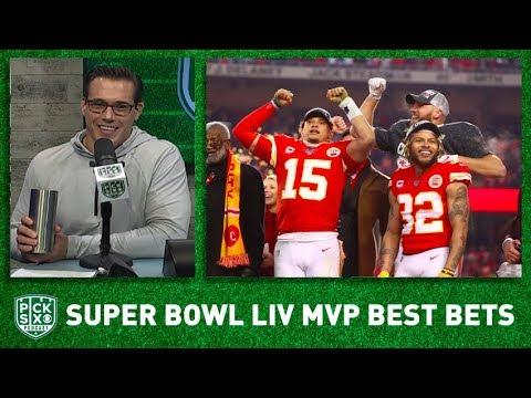 Super Bowl LIV MVP Odds, Best Bets, Value Picks I Pick Six Podcast