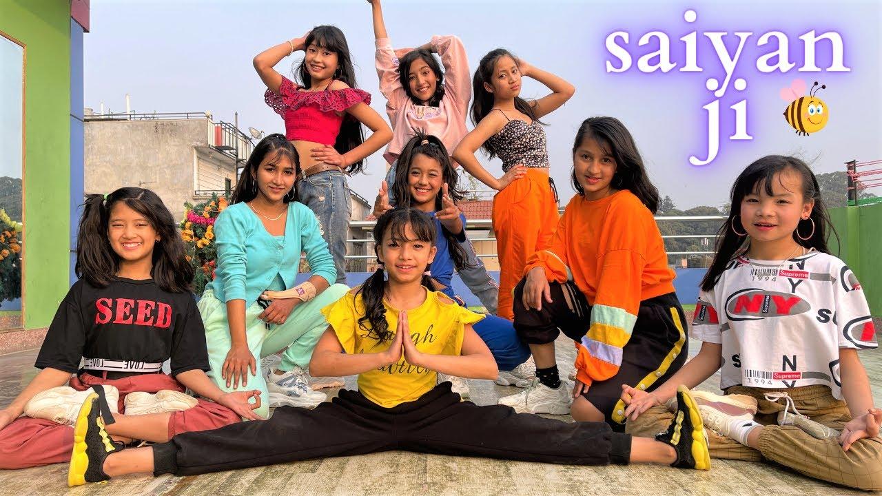 Cartoonz Crew Jr | Saiyaan Ji | Yo Yo Honey Singh, Neha Kakkar | Aashma Bishwokarma Choreography