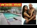 Vin Diesel House Inside Photos  Mr Impress