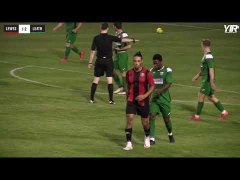 Highlights | Lewes v Leatherhead - 11.09.19