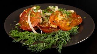 Сохраните этот рецепт Идеальная летняя закуска из помидор RECIPE TOMATO