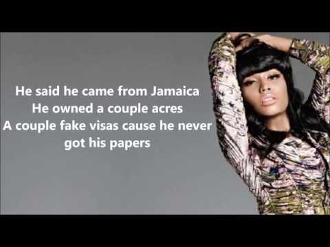 Nicki Minaj - High School ft. Lil Wayne (Lyrics)