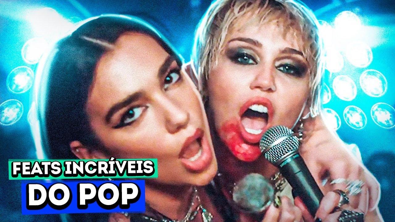 TOP 10 DA DIVA: FEATS QUE ABALARAM O MUNDO DO POP | Diva Depressão