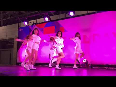 [2018.04.14] CHERRSEE 「カメレオン」 KCON 2018 JAPAN コンベンションDANCE ALL DAY PRODUCE By MARU!  @幕張メッセ国際展示場ホール